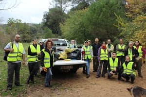 Grup de voluntaris. Autor: Cercle Voluntaris